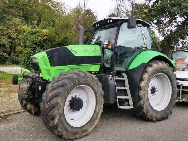 Traktor typu Deutz-Fahr Agrotron TTV 630, Gebrauchtmaschine w CHAILLOUÉ (Zdjęcie 1)