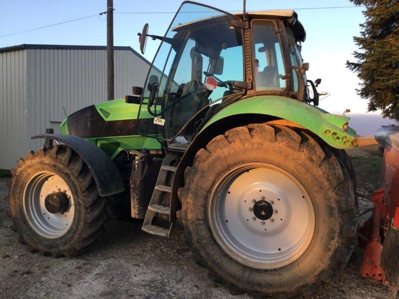 Traktor типа Deutz-Fahr Agrotron TTV 630, Gebrauchtmaschine в SAINT LOUP (Фотография 1)