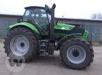 Traktor des Typs Deutz-Fahr Agrotron TTV 630 in Dedelow