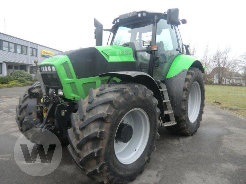 Traktor des Typs Deutz-Fahr Agrotron TTV 630, Gebrauchtmaschine in Jördenstorf (Bild 2)
