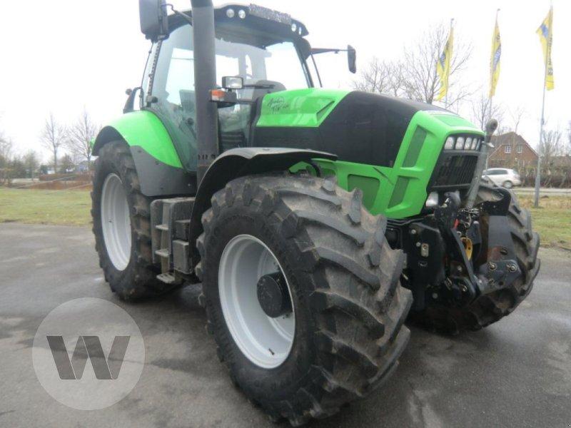 Traktor des Typs Deutz-Fahr Agrotron TTV 630, Gebrauchtmaschine in Jördenstorf (Bild 1)