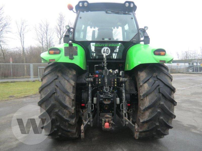 Traktor des Typs Deutz-Fahr Agrotron TTV 630, Gebrauchtmaschine in Jördenstorf (Bild 3)