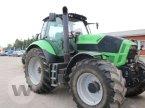 Traktor des Typs Deutz-Fahr Agrotron TTV 630 in Jördenstorf