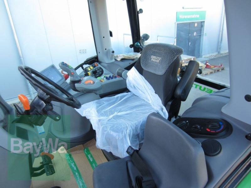 Traktor des Typs Deutz-Fahr AGROTRON TTV 630, Gebrauchtmaschine in Großweitzschen  (Bild 6)