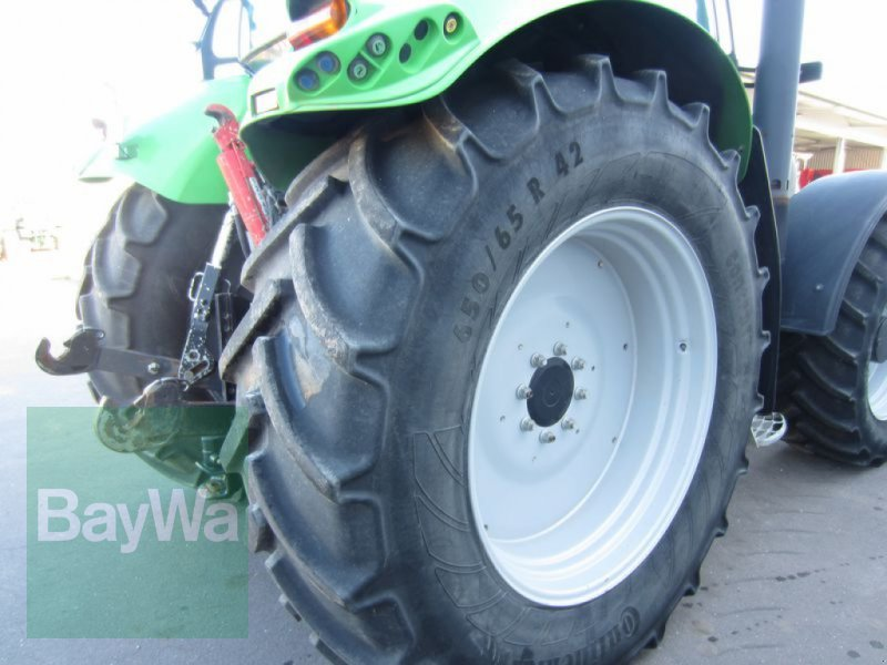 Traktor des Typs Deutz-Fahr AGROTRON TTV 630, Gebrauchtmaschine in Großweitzschen  (Bild 5)