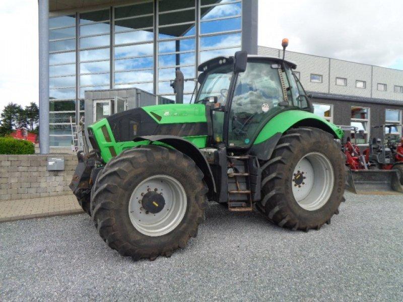 Traktor des Typs Deutz-Fahr Agrotron TTV 7210, Gebrauchtmaschine in Gram (Bild 1)