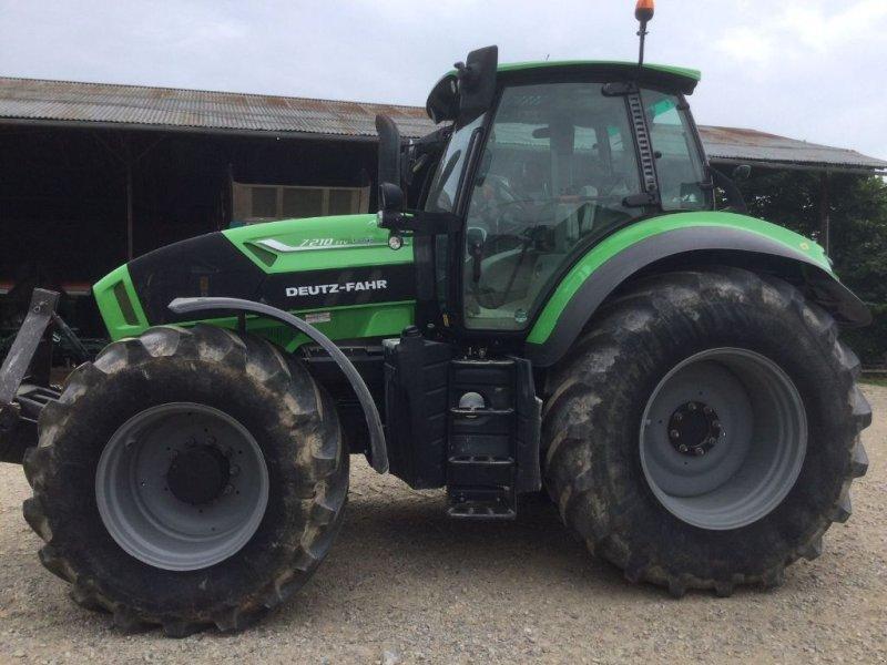 Traktor des Typs Deutz-Fahr Agrotron TTV 7210, Gebrauchtmaschine in BRECE (Bild 1)