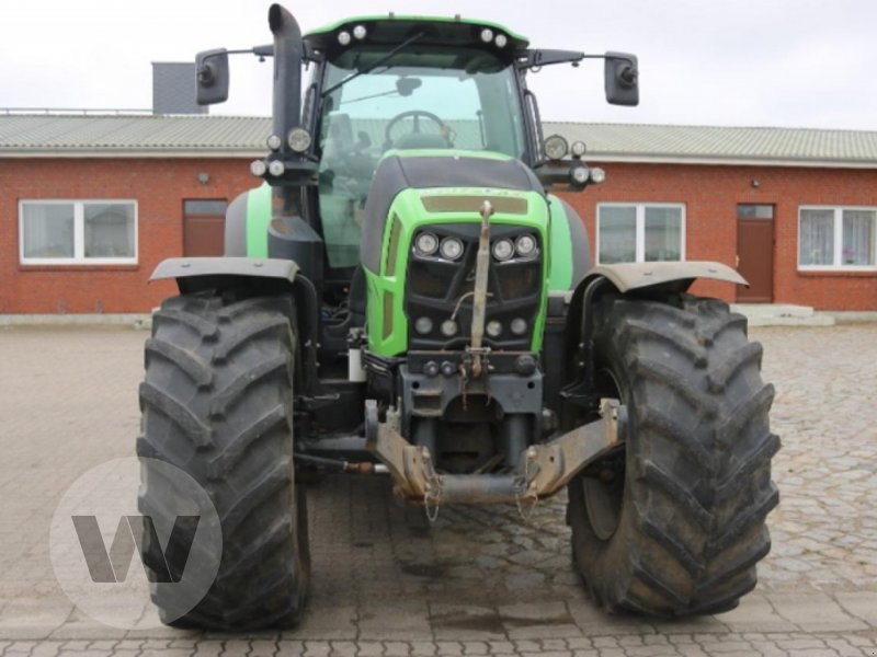 Traktor des Typs Deutz-Fahr Agrotron TTV 7250 Var. B, Gebrauchtmaschine in Dedelow (Bild 2)