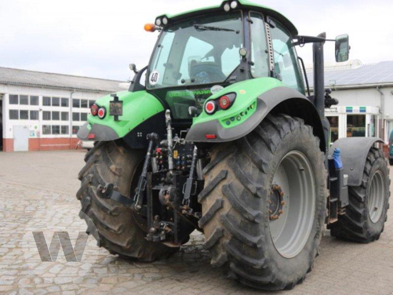Traktor des Typs Deutz-Fahr Agrotron TTV 7250 Var. B, Gebrauchtmaschine in Dedelow (Bild 4)