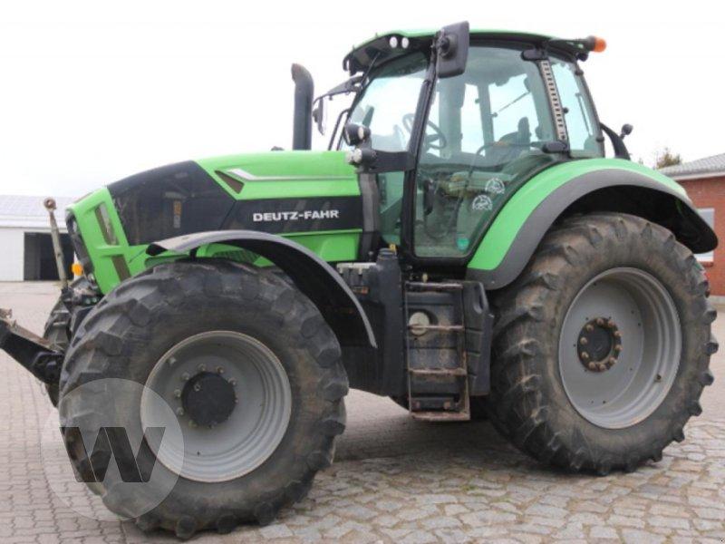 Traktor des Typs Deutz-Fahr Agrotron TTV 7250 Var. B, Gebrauchtmaschine in Dedelow (Bild 6)