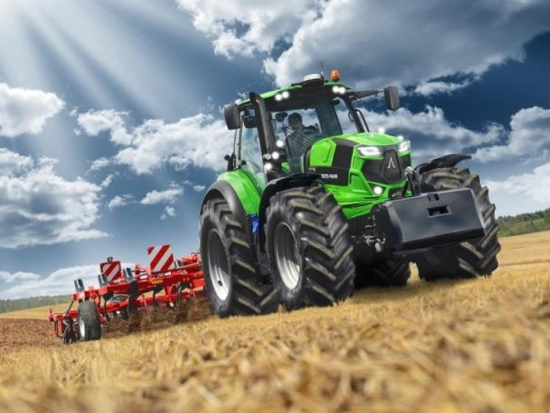 Traktor типа Deutz-Fahr Agrotron TTV 7250 Warrior Fabriks ny til helt Spec. pris og stort udstyrs program, Gebrauchtmaschine в Brørup (Фотография 1)
