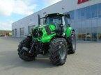 Traktor typu Deutz-Fahr Agrotron w Krzyżanów