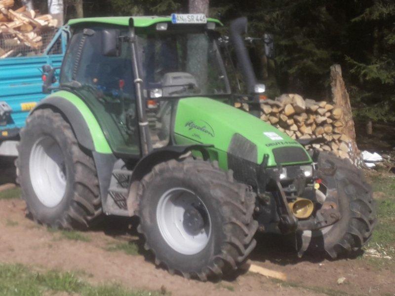 Traktor типа Deutz-Fahr Agrotron100, Gebrauchtmaschine в Lichtenau (Фотография 1)