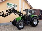 Traktor des Typs Deutz-Fahr AgroXtra 4.07 mit FL/FZ in Laaber