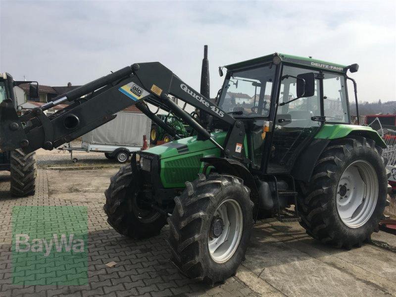 Traktor типа Deutz-Fahr AGROXTRA 4.07, Gebrauchtmaschine в Bogen (Фотография 1)