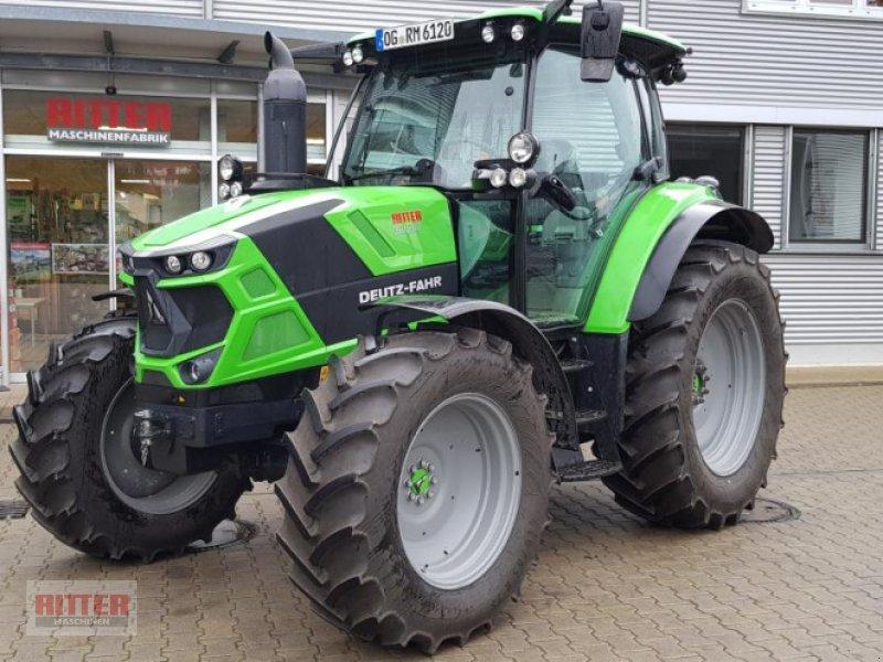 Traktor типа Deutz-Fahr Allradtraktor 6120, Neumaschine в Zell a. H. (Фотография 1)
