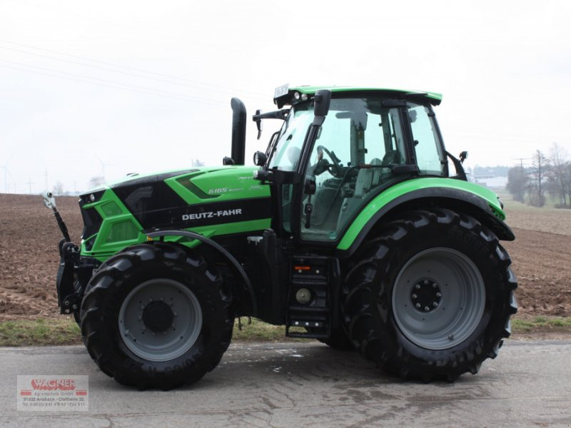 Traktor des Typs Deutz-Fahr AT 6165 RC-Shift, Gebrauchtmaschine in Ansbach (Bild 1)