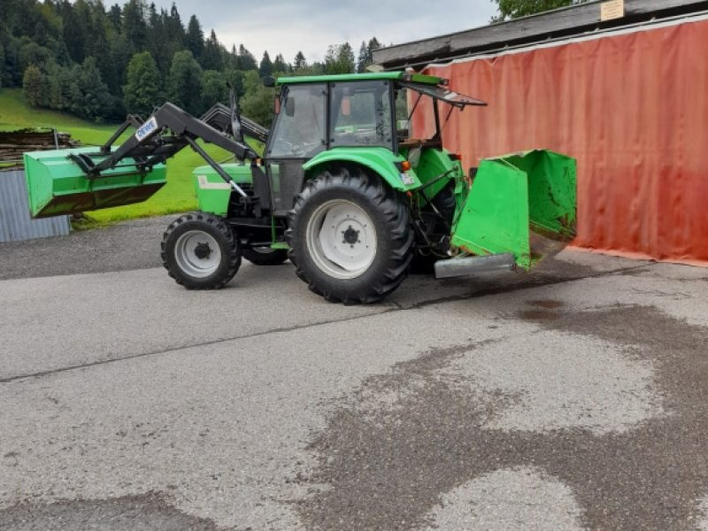 Traktor des Typs Deutz-Fahr D 1057, Gebrauchtmaschine in Oberreute (Bild 1)