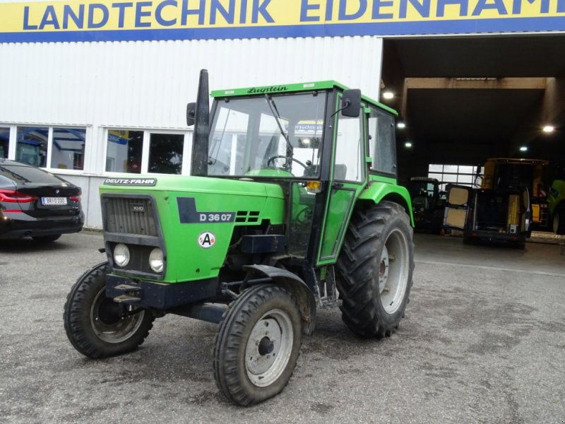Traktor tipa Deutz-Fahr D 3607, Gebrauchtmaschine u Burgkirchen (Slika 1)