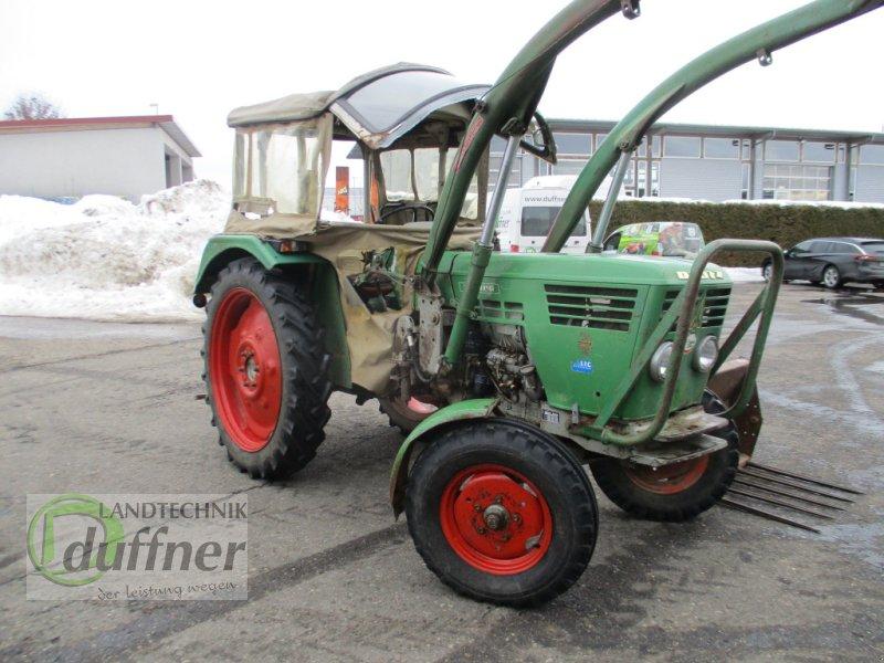 Traktor του τύπου Deutz-Fahr D 4006 + Frontlader, Gebrauchtmaschine σε Münsingen (Φωτογραφία 1)