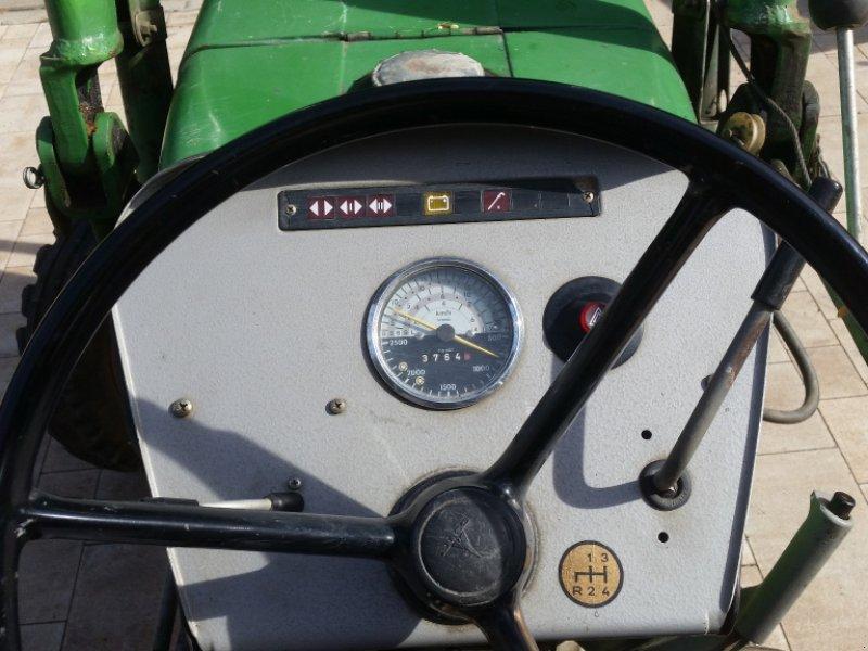 Traktor типа Deutz-Fahr D 4006 + Frontlader, Gebrauchtmaschine в Reuth (Фотография 4)