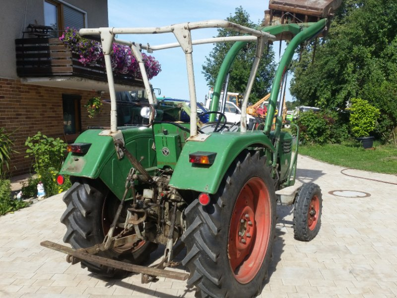 Traktor типа Deutz-Fahr D 4006 + Frontlader, Gebrauchtmaschine в Reuth (Фотография 5)