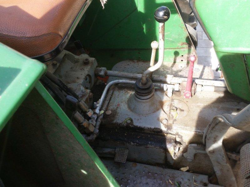 Traktor типа Deutz-Fahr D 4006 + Frontlader, Gebrauchtmaschine в Reuth (Фотография 6)