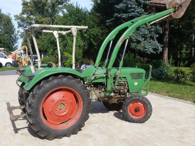 Traktor типа Deutz-Fahr D 4006 + Frontlader, Gebrauchtmaschine в Reuth (Фотография 8)