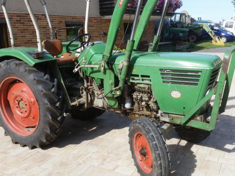 Traktor типа Deutz-Fahr D 4006 + Frontlader, Gebrauchtmaschine в Reuth (Фотография 9)
