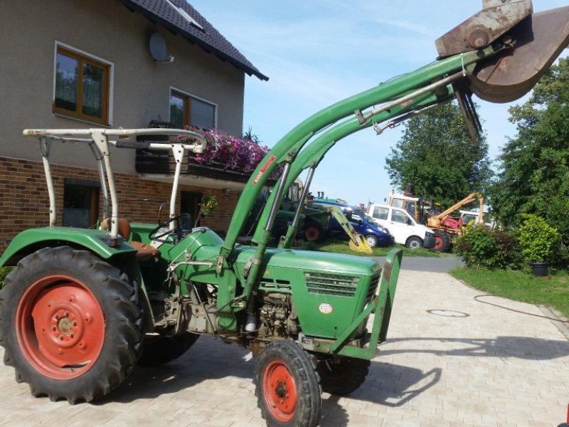 Traktor типа Deutz-Fahr D 4006 + Frontlader, Gebrauchtmaschine в Reuth (Фотография 2)