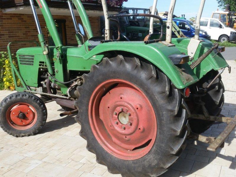 Traktor типа Deutz-Fahr D 4006 + Frontlader, Gebrauchtmaschine в Reuth (Фотография 11)