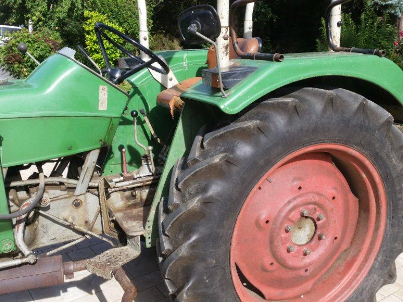 Traktor типа Deutz-Fahr D 4006 + Frontlader, Gebrauchtmaschine в Reuth (Фотография 12)
