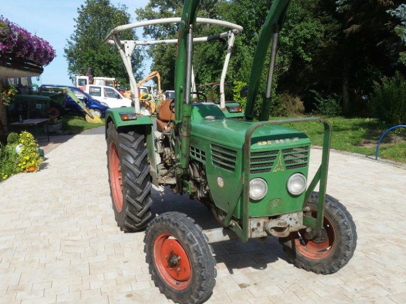 Traktor типа Deutz-Fahr D 4006 + Frontlader, Gebrauchtmaschine в Reuth (Фотография 13)