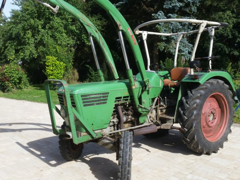 Traktor типа Deutz-Fahr D 4006 + Frontlader, Gebrauchtmaschine в Reuth (Фотография 14)