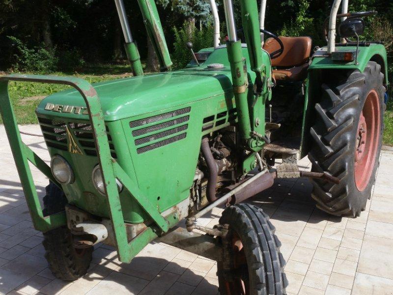 Traktor типа Deutz-Fahr D 4006 + Frontlader, Gebrauchtmaschine в Reuth (Фотография 15)