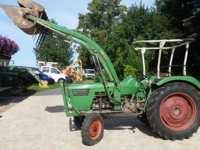 Traktor типа Deutz-Fahr D 4006 + Frontlader, Gebrauchtmaschine в Reuth (Фотография 1)