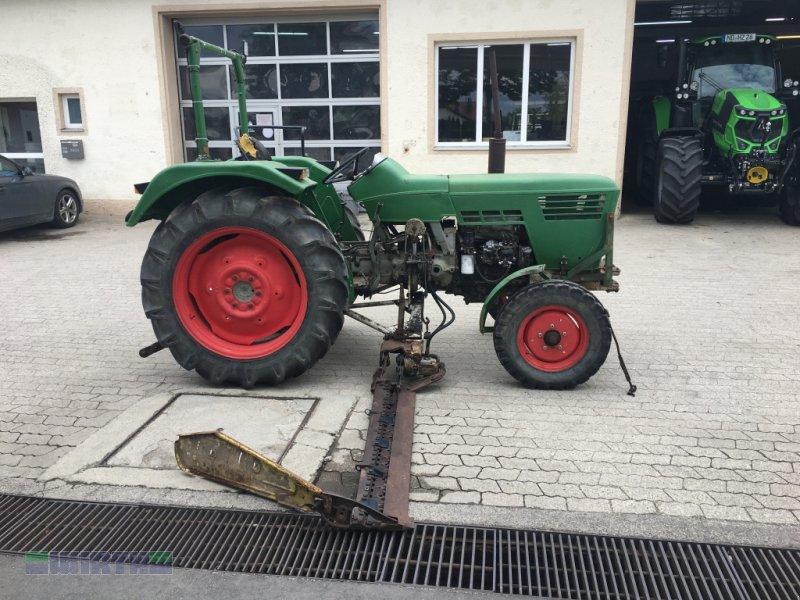 Traktor типа Deutz-Fahr D 4006 mit Mähwerk, Gebrauchtmaschine в Buchdorf (Фотография 1)