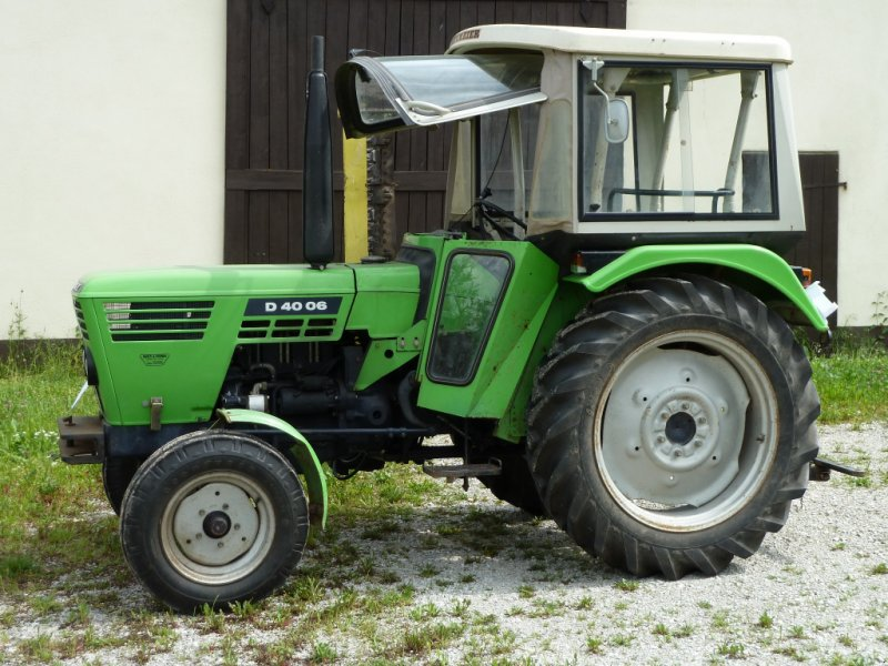 Traktor a típus Deutz-Fahr D 4006 S, Gebrauchtmaschine ekkor: Roth (Kép 1)