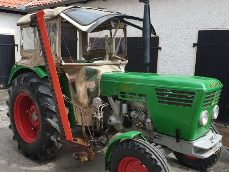 Traktor a típus Deutz-Fahr D 4006, Gebrauchtmaschine ekkor: Unterwellenborn (Kép 1)