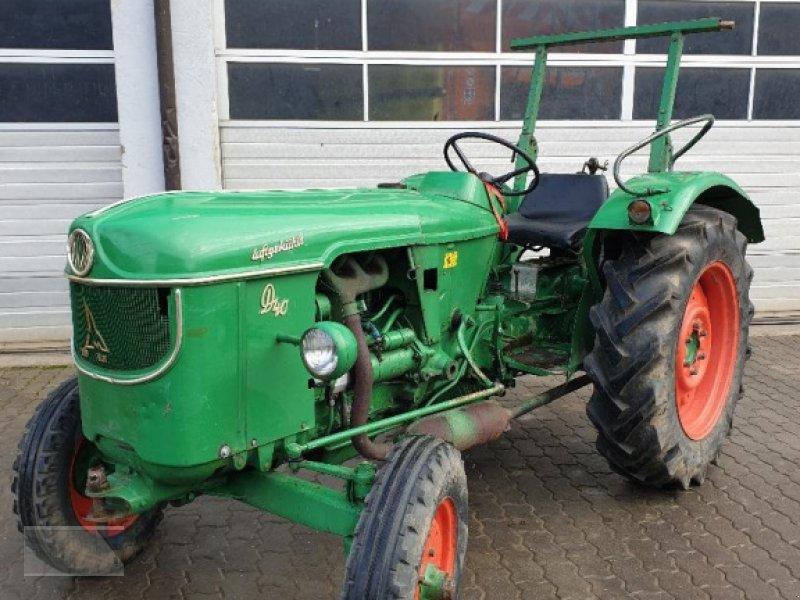 Traktor des Typs Deutz-Fahr D 40.2, Gebrauchtmaschine in Kleinlangheim - Atzhausen (Bild 1)