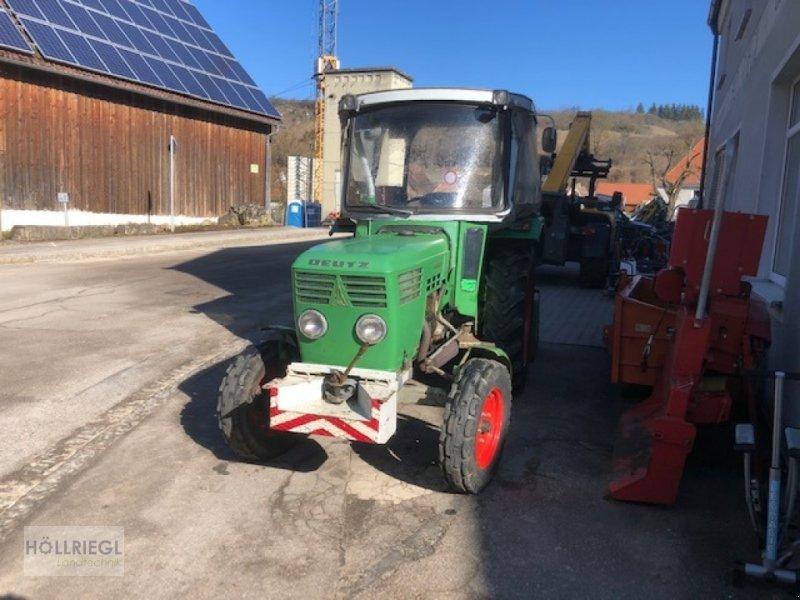 Traktor des Typs Deutz-Fahr D 4506 S, Gebrauchtmaschine in Hohenburg (Bild 1)