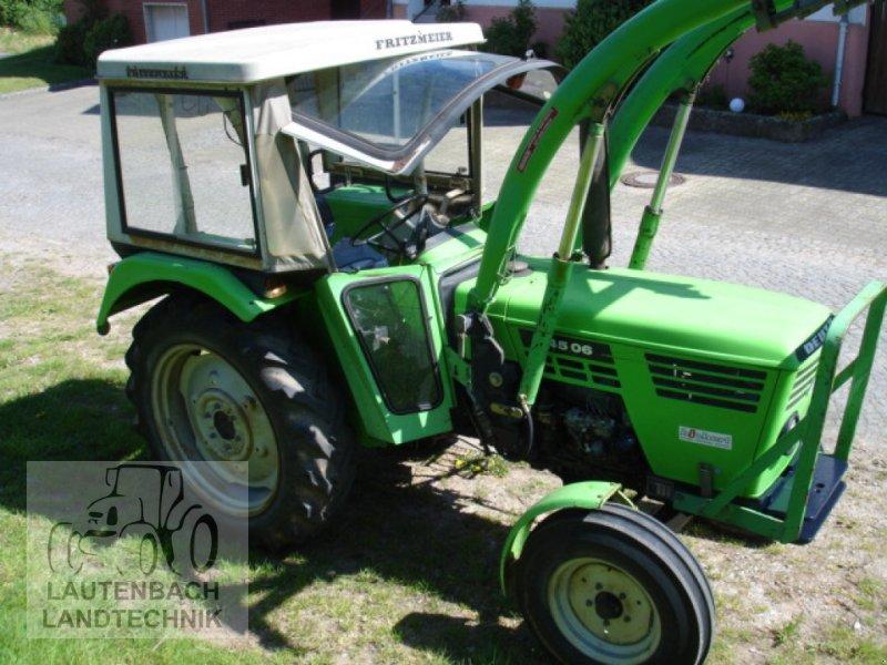 Traktor des Typs Deutz-Fahr D 4506, Gebrauchtmaschine in Rollshausen (Bild 3)