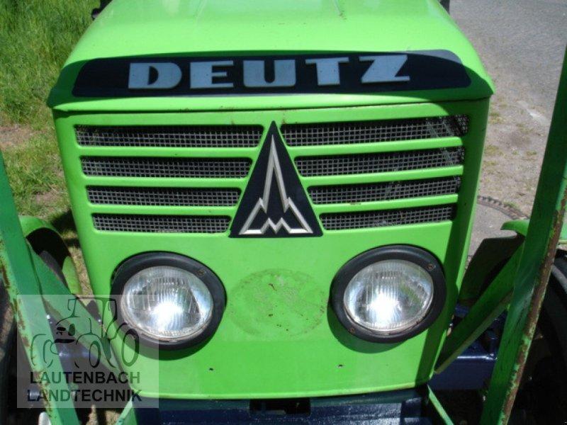 Traktor des Typs Deutz-Fahr D 4506, Gebrauchtmaschine in Rollshausen (Bild 5)