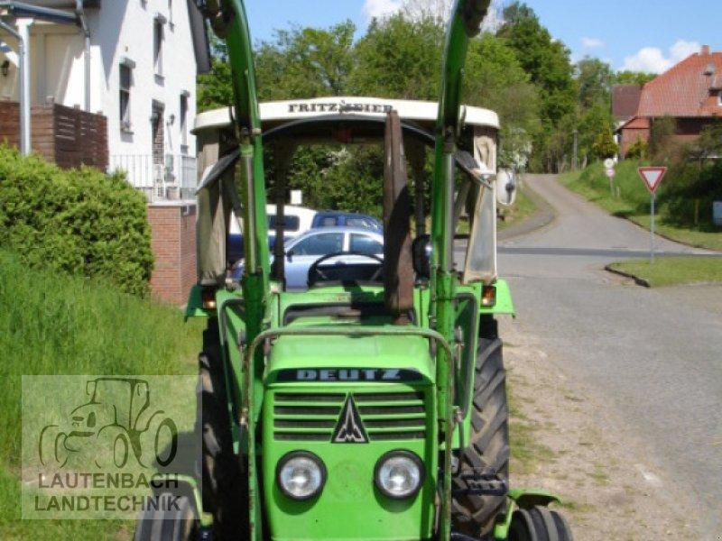 Traktor des Typs Deutz-Fahr D 4506, Gebrauchtmaschine in Rollshausen (Bild 8)
