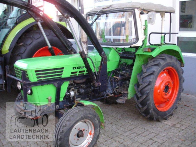 Traktor des Typs Deutz-Fahr D 4506, Gebrauchtmaschine in Rollshausen (Bild 1)