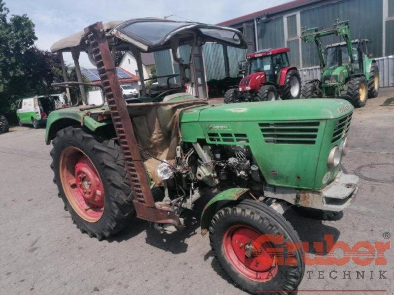 Traktor des Typs Deutz-Fahr D 5006, Gebrauchtmaschine in Ampfing (Bild 1)