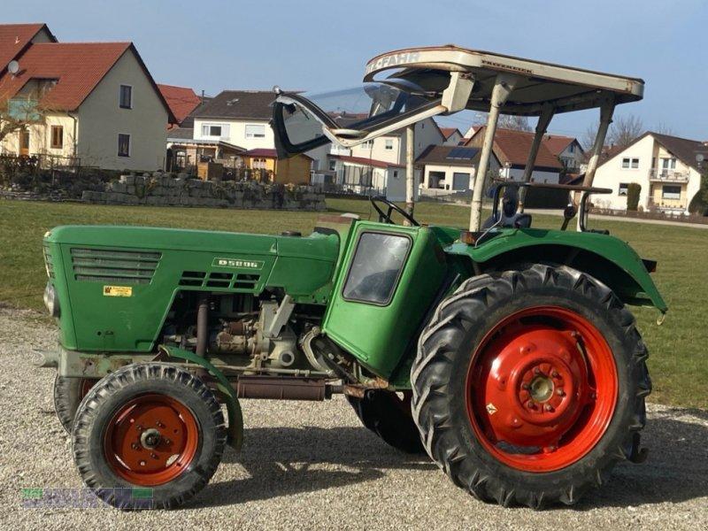 Traktor типа Deutz-Fahr D 5006, Gebrauchtmaschine в Buchdorf (Фотография 1)