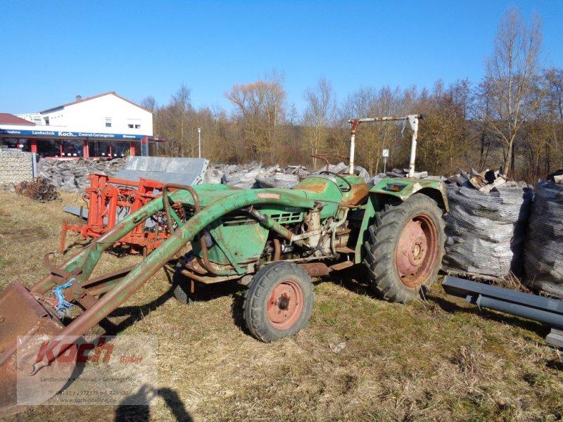 Traktor des Typs Deutz-Fahr D 5006, Gebrauchtmaschine in Neumarkt / Pölling (Bild 1)