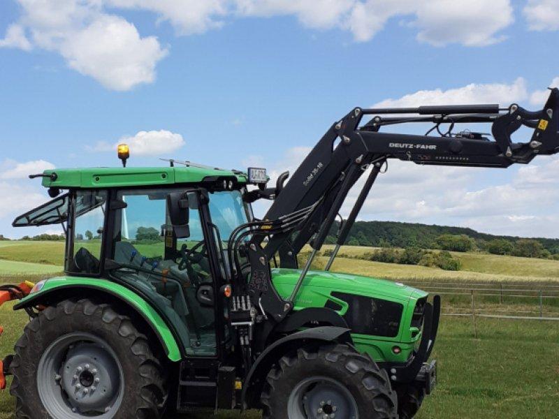 Traktor типа Deutz-Fahr D 5080 Keyline, Gebrauchtmaschine в Duingen (Фотография 1)
