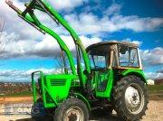 Traktor a típus Deutz-Fahr D 5206 A + Frontlader, Gebrauchtmaschine ekkor: Rottenburg